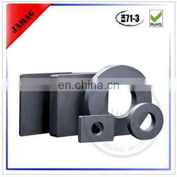 strong Y25 Y28 Y30 Y35 ring ferrite magnet