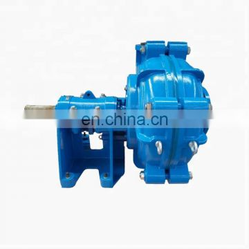 High chrome alloy centrifugal slurry pumps for Coal Mining