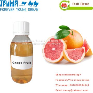 Xi'an Taima Best Selling Grape Fruit Flavor Liquid for E-cig