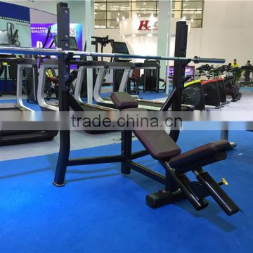 Weight Lifting Bench/TZ-8030 Olympic Incline Bench/Ovel Steel Tube