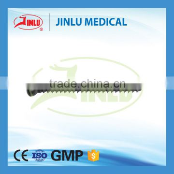 High quality 5.0 self tapping screw,orthopaedics surgical screw,medical implants.