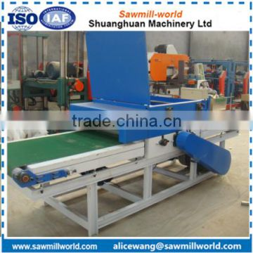 Wood blade board edger machine made in Chinese woodworking machinery