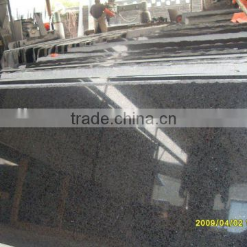 basalt black granite big slab
