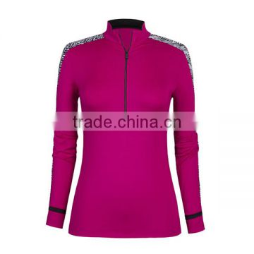 High quality custom made outdoor women fashion jacket