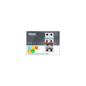 IEC60898 ISO9001 Electrical mini circuit breaker overcurrent protection