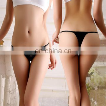 Manufactory custom sexy adult panty transparent Girls Panty
