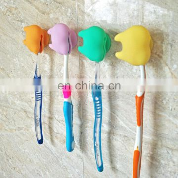 2018 Dongguan factory hot selling custom design portable soft bpa free silicone toothbrush cover