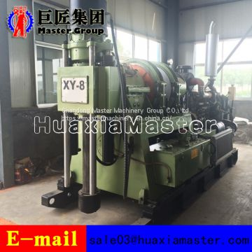 Made In China XY-8 hydraulic water well drilling rig hot sale