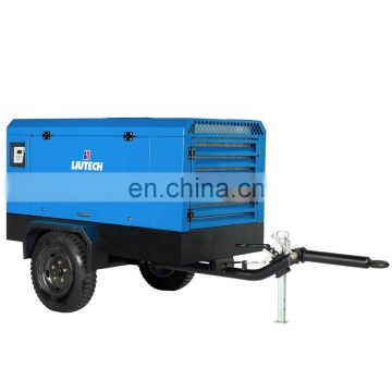 Multifunctional silent sale 260 psi compressor for air DTH drilling