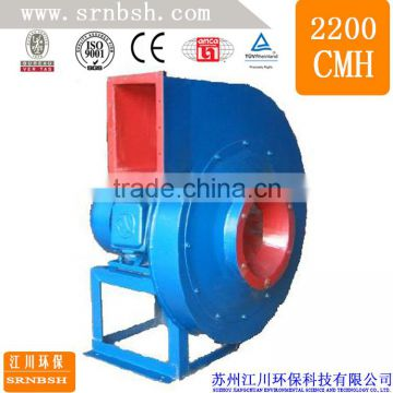 CE Certification Mounting High Performance 120mm 12v 3000 cfm Centrifugal  Blue Blower Professional Fans