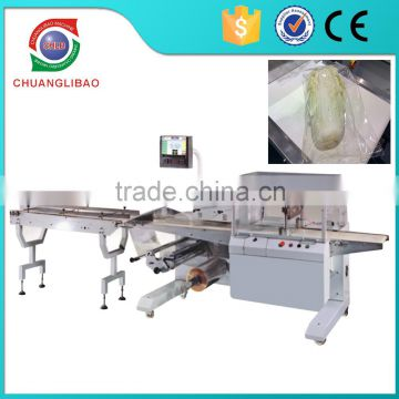 vegetable and fruit automatic pillow filling machine