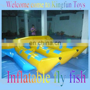 Best inflatable water flying boat for adult