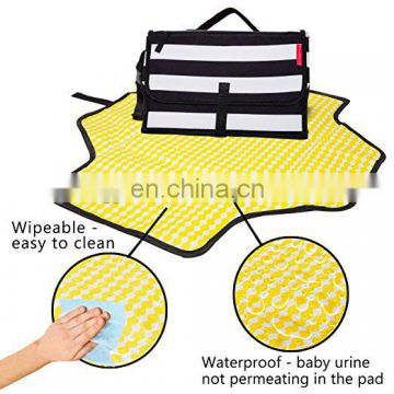 Elinfant Baby Diaper Changing Pad Baby Diaper Clutch Changing mat