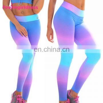 Wholesale High Quality Butt Lift Women Tight Gym Leggings Custom