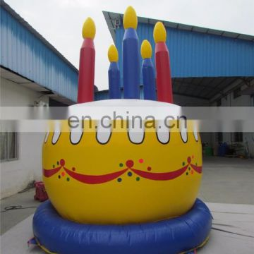 Hot selling stand box cake decoration with high quality