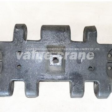 Factory sale Kobelco CKE2500 track shoe track pad track palte for crawler crane undercarriage parts Kobelco CKE1800