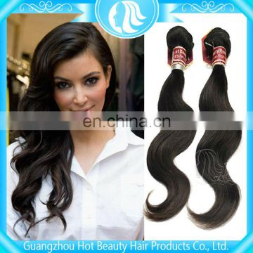 Brand Name Hair Products Brazilian Weft 100% Human Hair