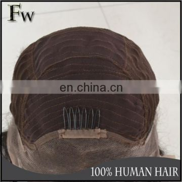 Virgin braided human hair wigs wholesale remy hindian women hair wig human hair lace front wig supplier in china