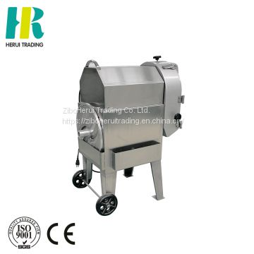 75 kg Weight and 700X460X860mm Dimension(L*W*H) Vegetable Cutter