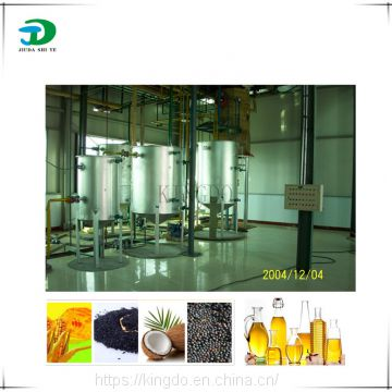 5tpd 10tpd 30tpd 50tpd turnkey project of complete set Vegetable oil Edible Oil cooking oil making machine plant