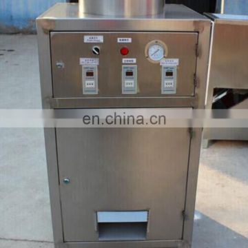Automatic cashew nuts peeling machine