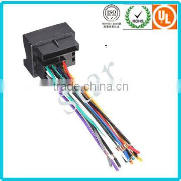 Auto Car Audio Stereo Radio Player Wire Harness Connector