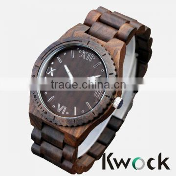 Not Specified Material and Unisex Gender design your own wooden watch Custom Wooden Watch