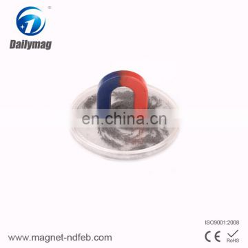 Iron Powder for Magnet Education Iron Filing
