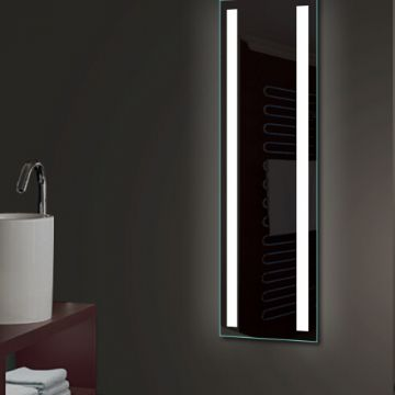 High Cl Full Length Bathroom Led Dressing Mirror For Hotel And Apartment