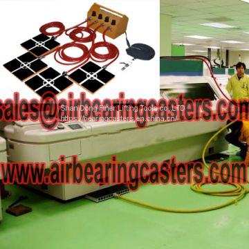 FINER brand air movers capacity very strong