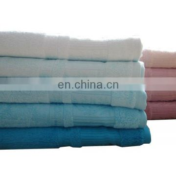 2017 new products soft quick drying fiber bamboo towel
