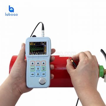 Precision Ultrasonic Thickness Gauge For Thin Workpiece