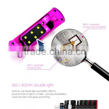 professional 9W 230V UV Nail lamp