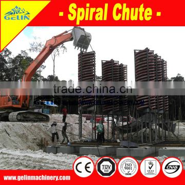 High quality river mineral sand process machine