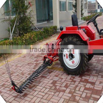 Cutting alfalfa machine tractor PTO driven sickle bar mower for sale