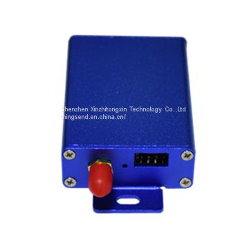 2w 3km-5km long range rf transmitter and receiver rs232&rs485 data transceiver radio modem enclosure