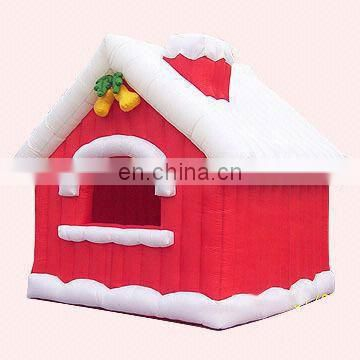 inflatable Christmas Hut