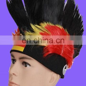Germany football fan wig German football team promotion wig
