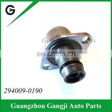 High Quality Fuel Pressure Metering Valve 294009-0190 2940090260 2940091110 for Fiat Citroen