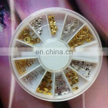 Wholesale Popular 3d nail decoration nail art stickers