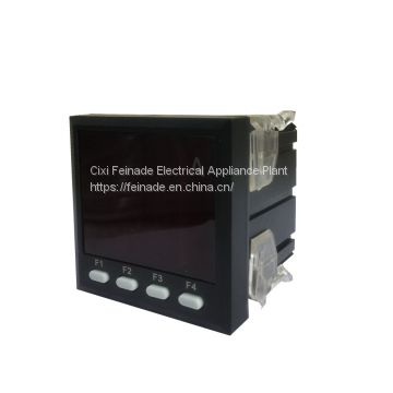 Multi function LeD Display digit ammeter from chfnad