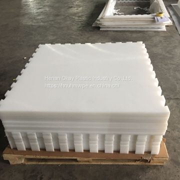 UHMWPE  synthetic ice rink plastic sheets