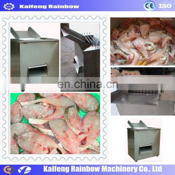 Multifunctional Best Selling Fish Cube Cutting Machine Tilapia slicer automatic fish fillet cutting machine