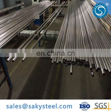Qualified supplier of stainless steel tube 8mm