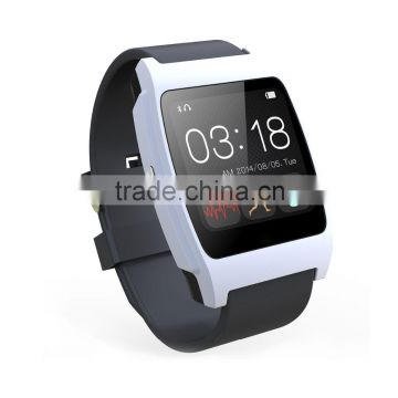 2015 Bluetooth Heart rate Smartwatch Android for iOS as well