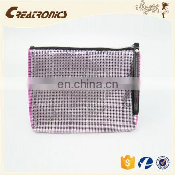 CR High reputation supplier aluminium material hot selling new design latest clutch purses