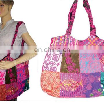 vintage ethnic bags & handbags embroidery patchwork bag
