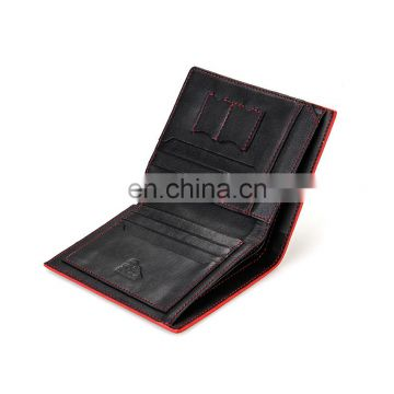 New product excellect human genuine cowhide leather luxury wallet on sale