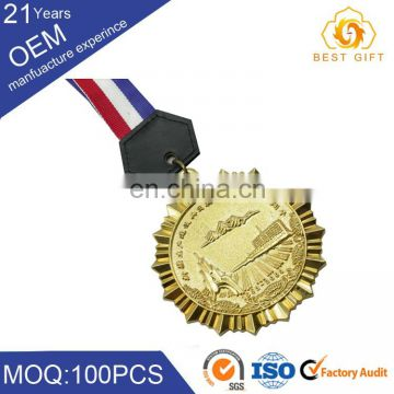 New design crystal trophy award, crystal trophy award medal