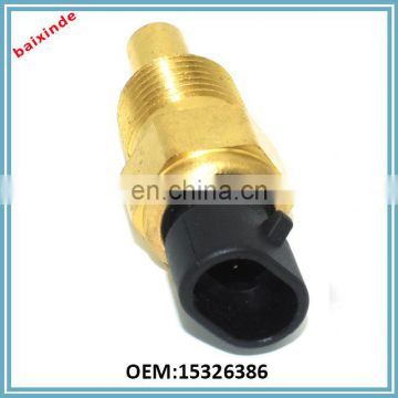 Engine Coolant Temperature Sensor 15326386 Water Temp Sender Fit for Chevrolet Oldsmobile